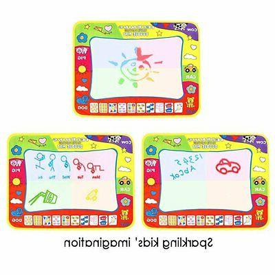 Educational Toys Girls 1/5 Year Kids Learning Mat #gsdm