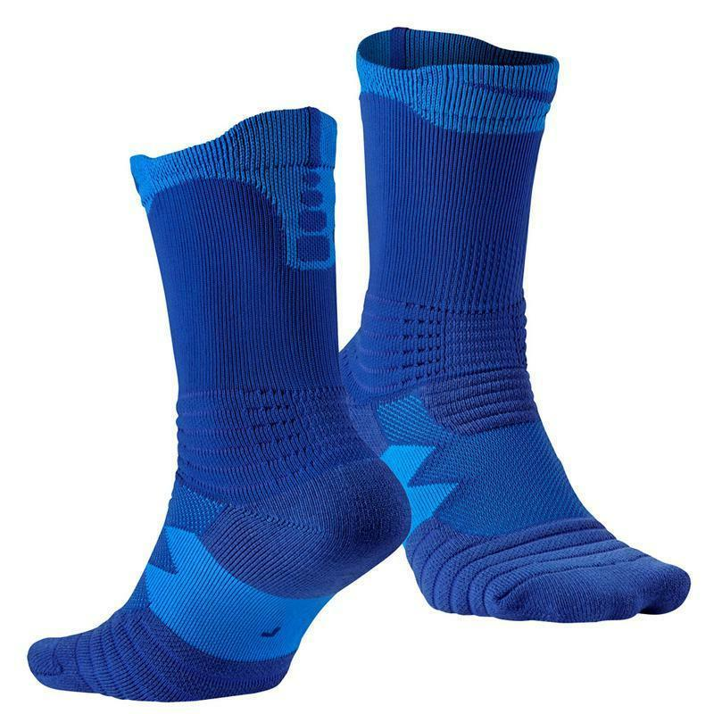 Nike Elite Versatility Cushioned Basketball Crew Socks Women