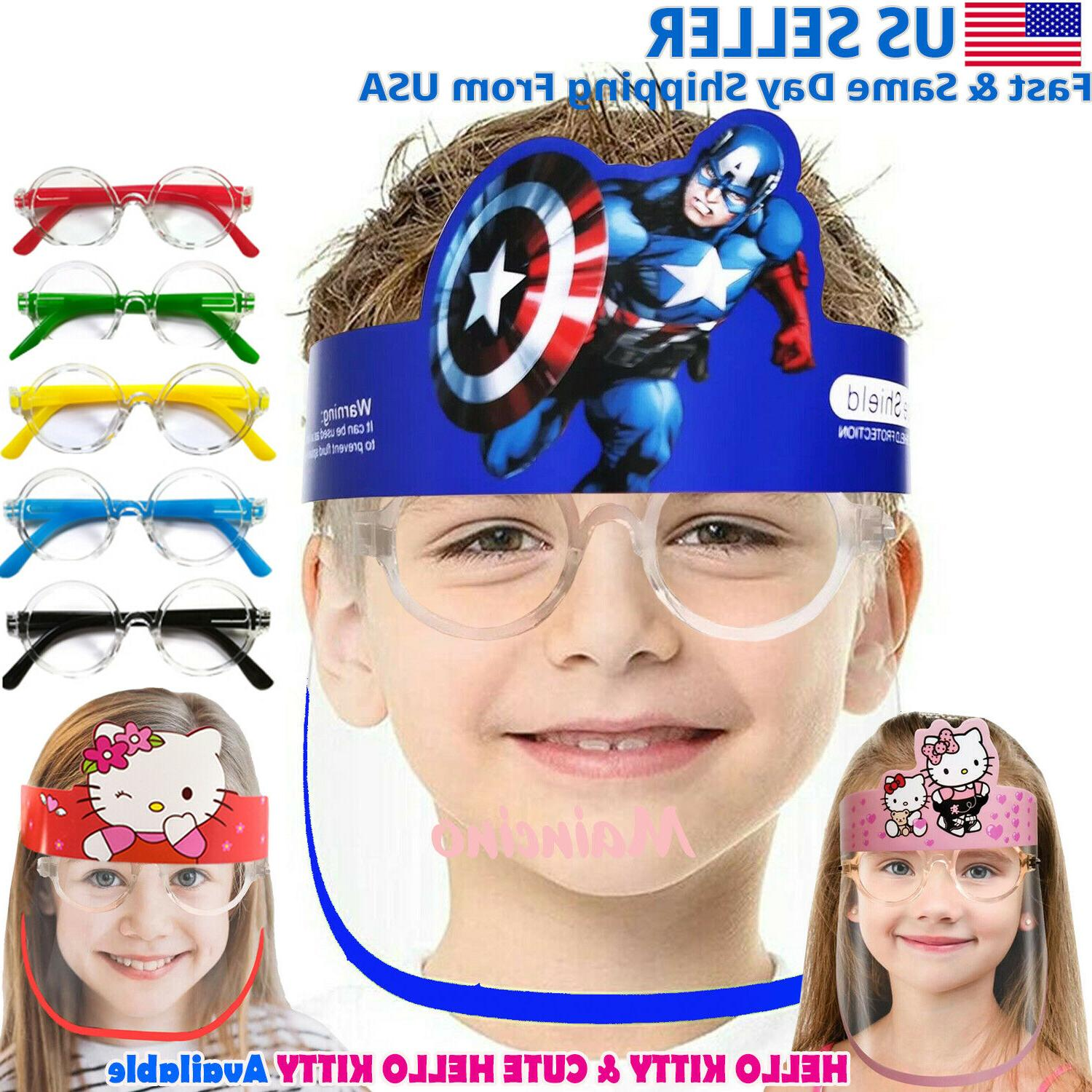 face shield for kids boys girls protection