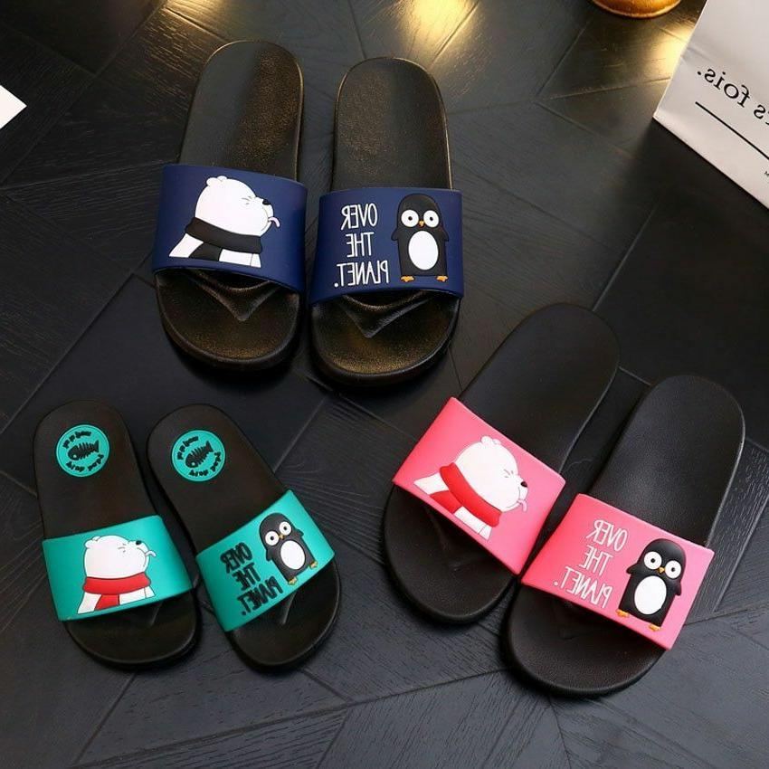 family slippers baby boys flip flops cartoon