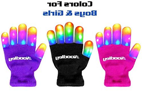 The Finger Light Gloves Boys Games