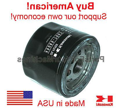 GENUINE KAWASAKI OIL FILTER, WILL REPLACE BAD BOY# 063-2004-