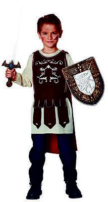Gladiator Soldier Romans Costume for Children