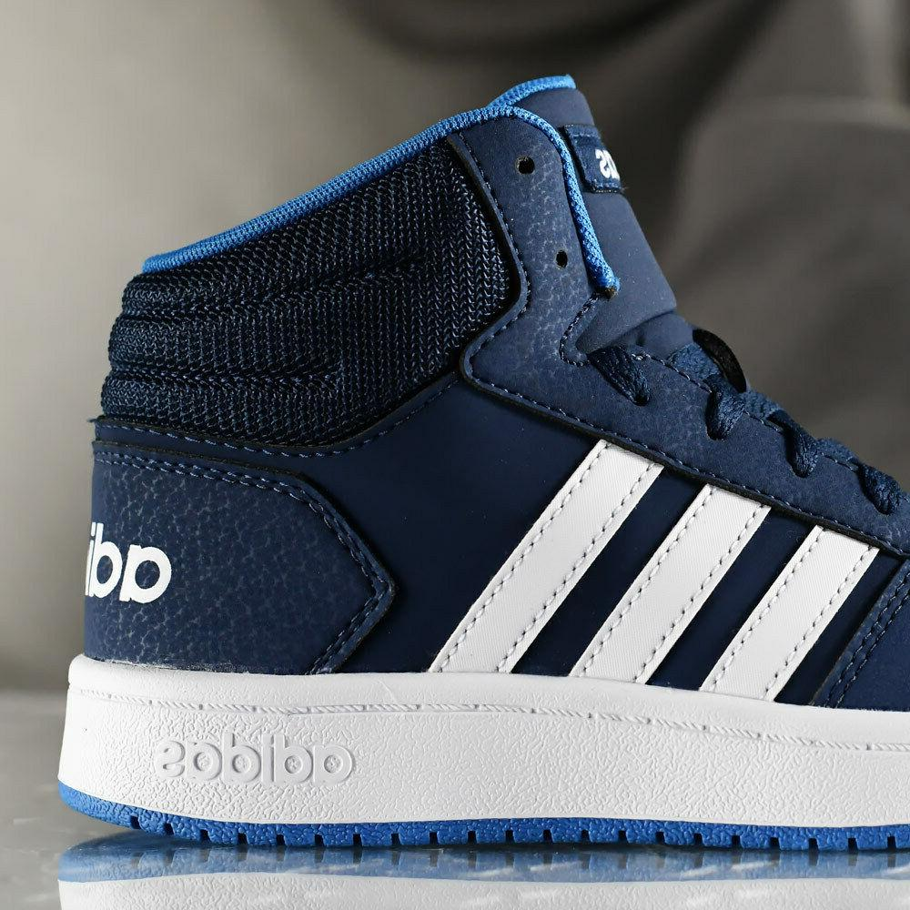 hoops mid shoes for boys new