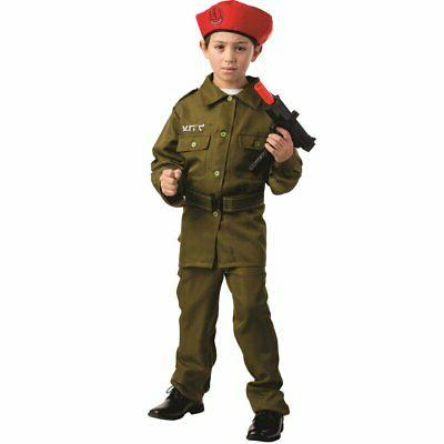 israeli soldier costume for boys by dress