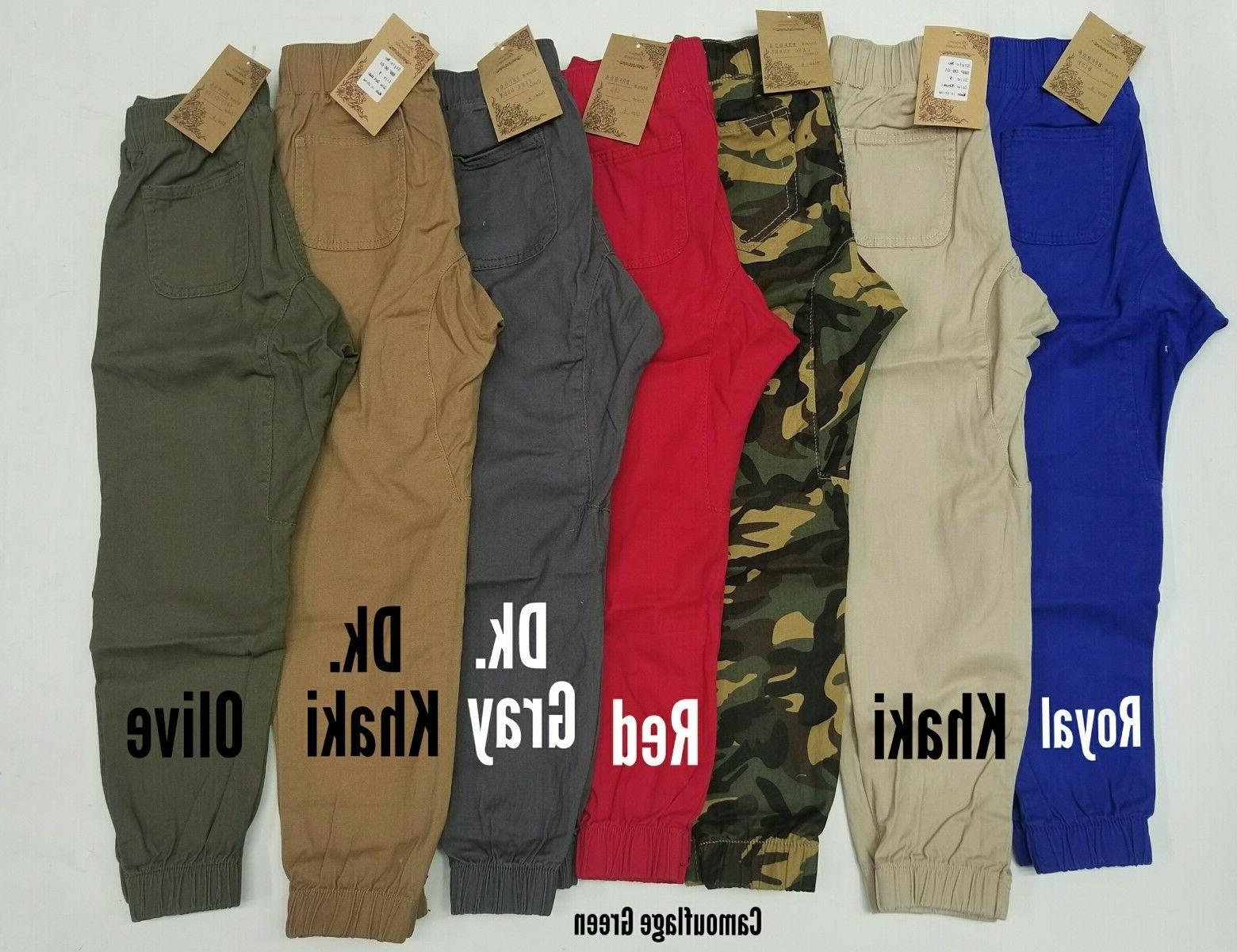 Joggers For Boys *LOTS OF COLORS AVAILABLE*