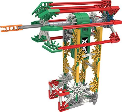 K'NEX – Power and Play Motorized Set – Pieces – Up – Construction Toy