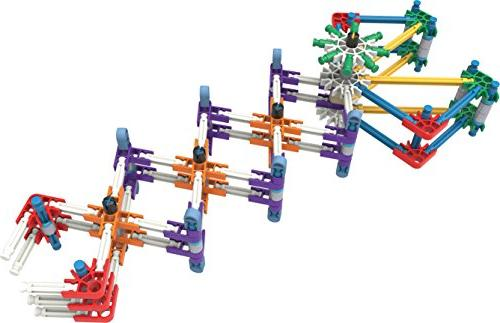 K'NEX Imagine – Power and Motorized Set – Pieces – Ages and Up Construction Toy