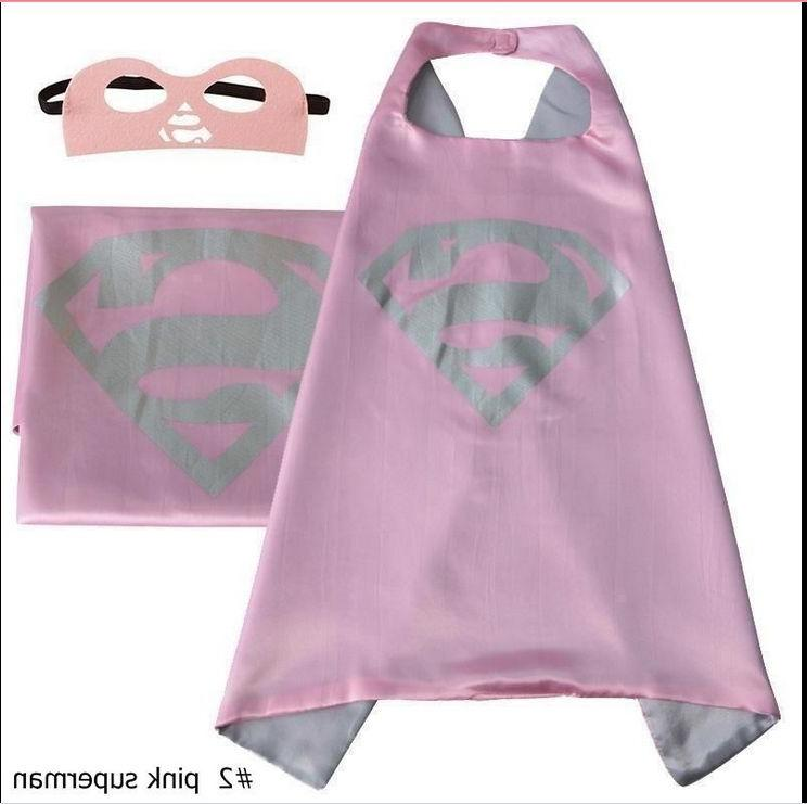 kids Cape cape&mask birthday ideas