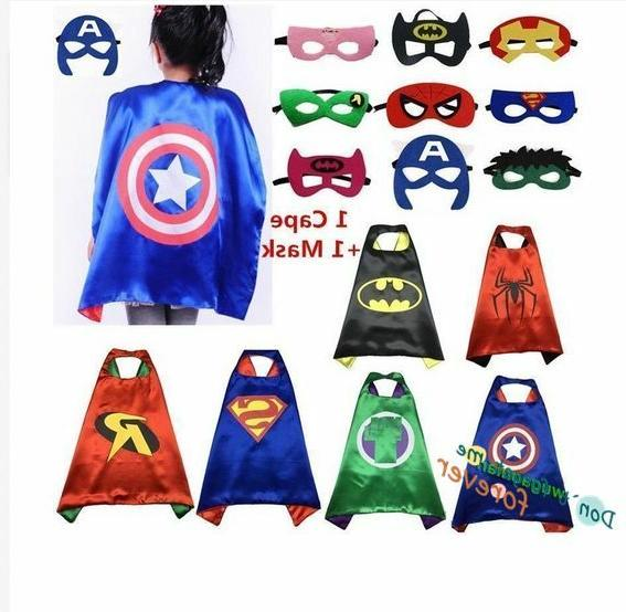 kids Boys Girl Superhero birthday