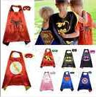 kids boys girl superhero cape cape