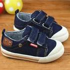 Kids Shoes for Girls Boys Sneakers Jeans Canvas Children Sho