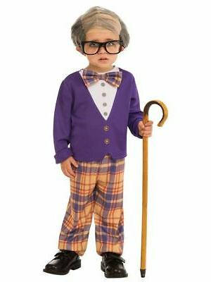 Little Old Man Costume for Boys