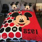 Mickey Mouse Bedding Set for Boys and Girls King Queen Full