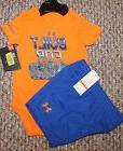 New! Boys UA Under Armour Outfit  - Size 3-6 mo