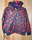 New Nike Jumpman therma-fit hooded jacket for little boys si