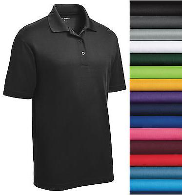 new sport tek casual golf dry fit