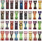 New Suspender Bow Tie Matching Colors Sets for Boys Girls Ki
