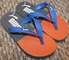 New! Youth Boys Puma Flip Flops/Sandals/Shoes  - Sizes 11 or