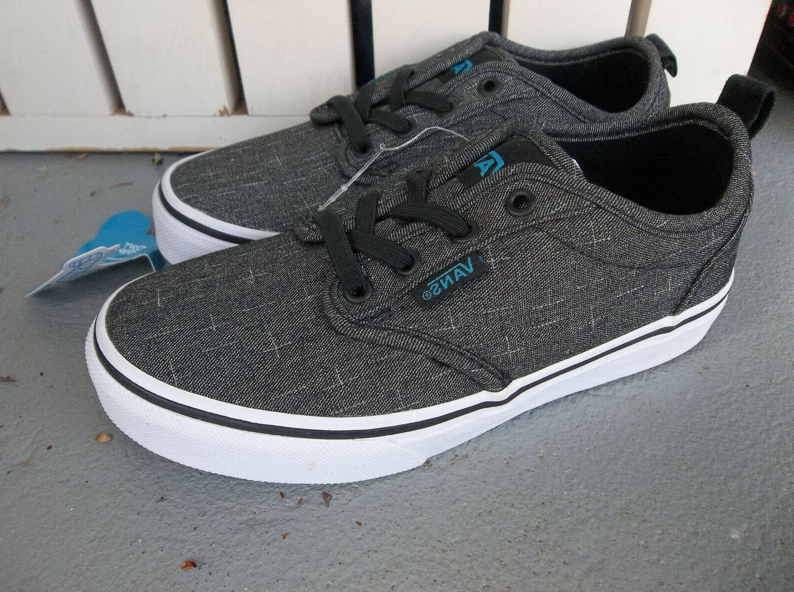 nwt boys youth atwood slip on sneakers
