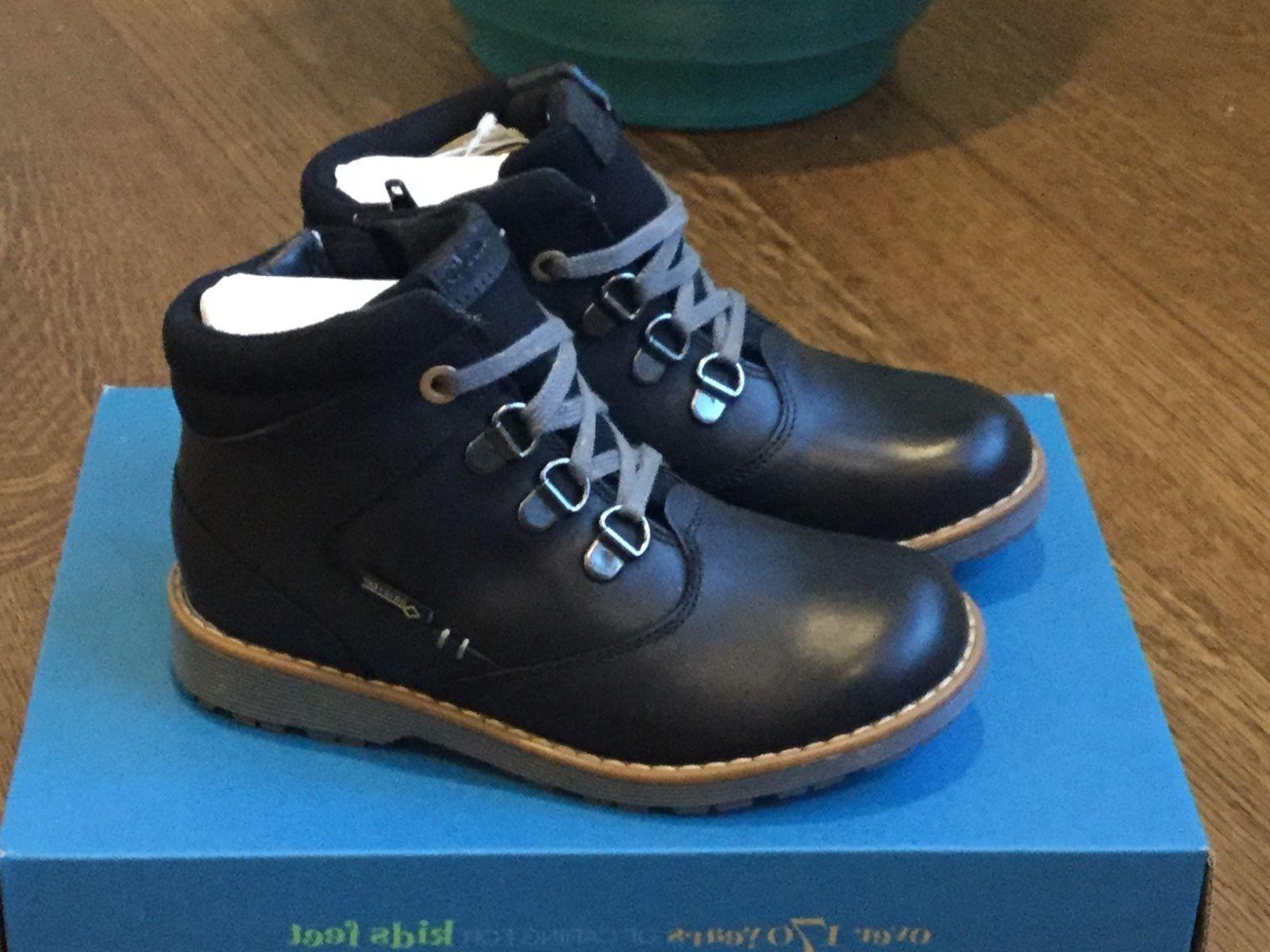 nwt gore tex boots leather black