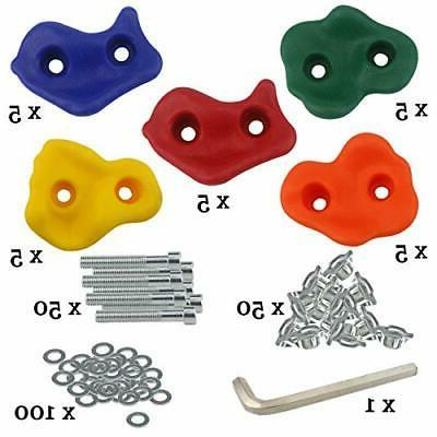 Ogrmar 25 Climbing Holds Mounting Screws and for