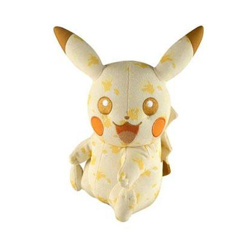 pokemon anniversary pikachu plush