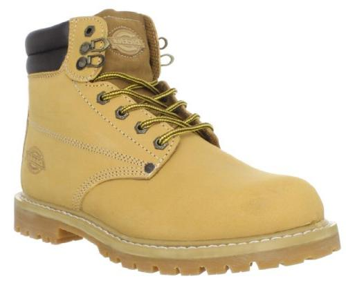 raider steel toe work boot