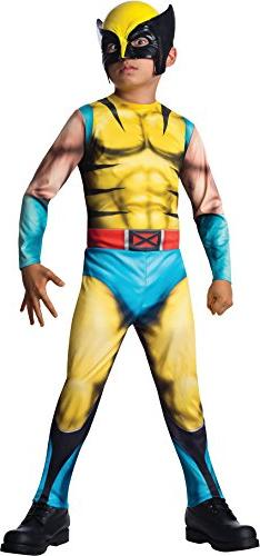 Rubies Marvel Universe Classic Collection Wolverine Costume,