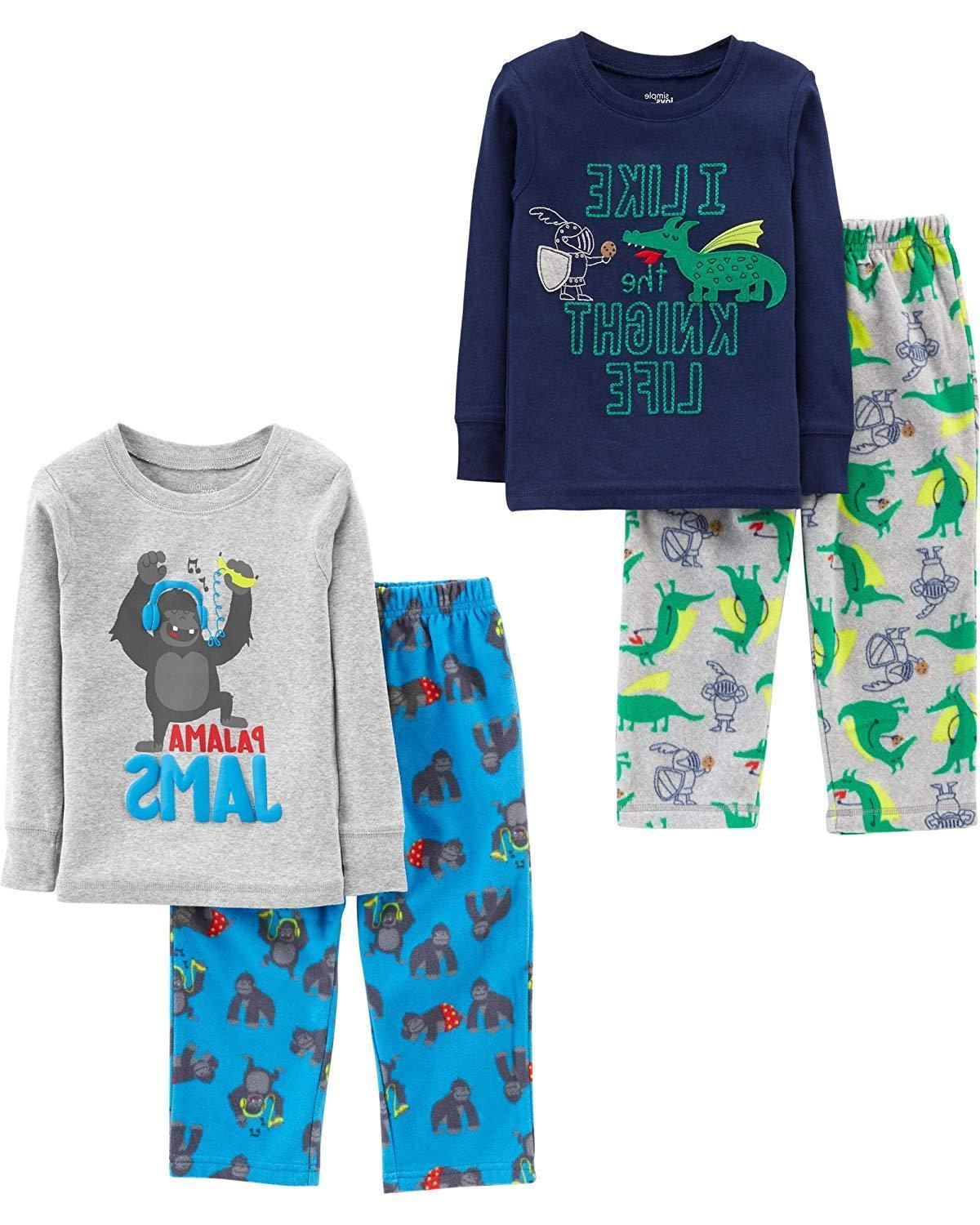 Simple by Little Toddler Boys'