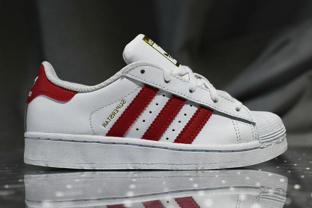 ADIDAS SUPERSTAR for NEW & AUTHENTIC, US