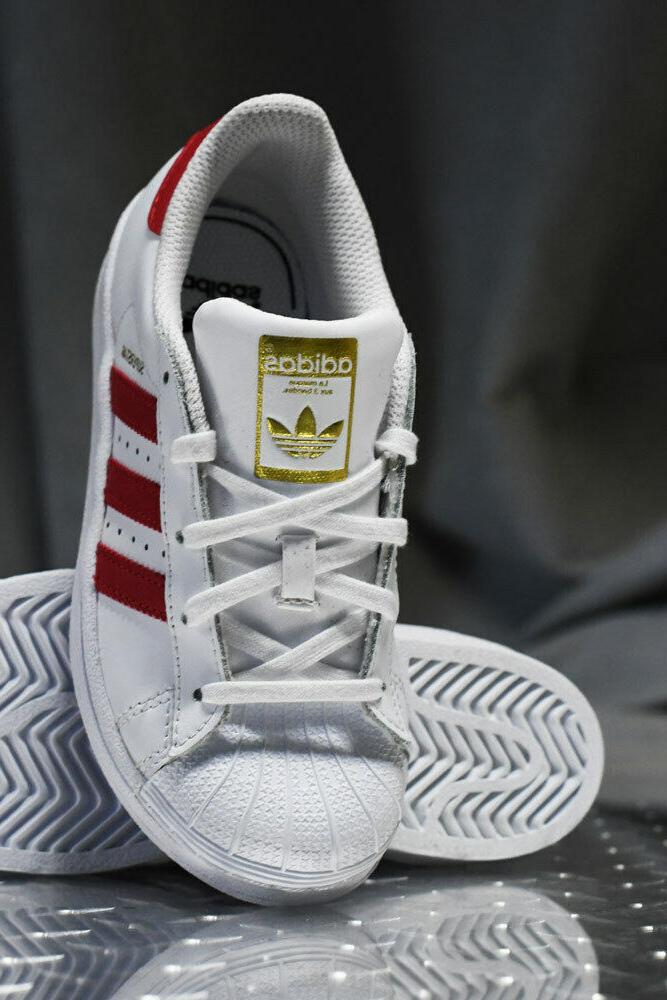 ADIDAS SUPERSTAR for boys, & AUTHENTIC, US size