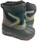 Champion Thermolite Insulated Green and Gray Winter Snow Boo
