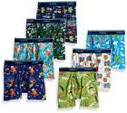 Hanes Toddler Boys 7-Pack Assorted Days Of The Week Boxer Br