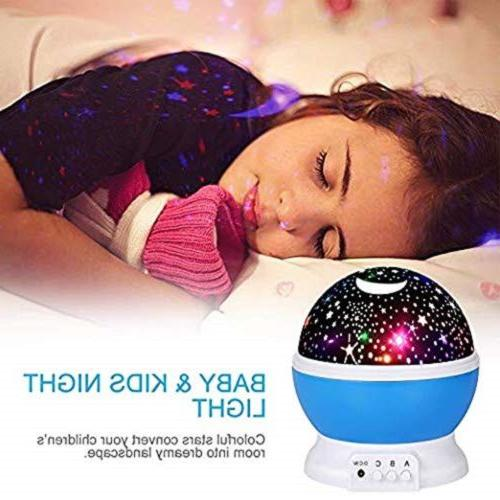 TOYS FOR BOYS 10 Year LED Night Star Constellation