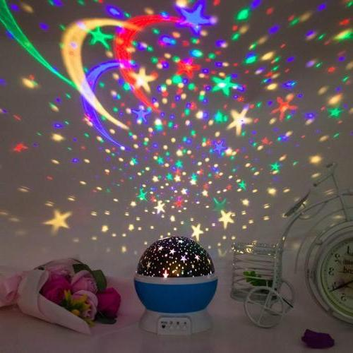 TOYS 2 10 Year LED Night Star Constellation Gift