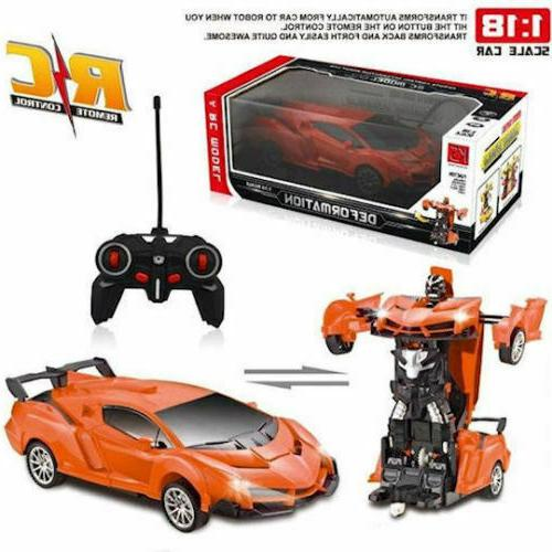 Toys For Boys 5 6 9 11 12 Old RC Racing Robot Bday Gift