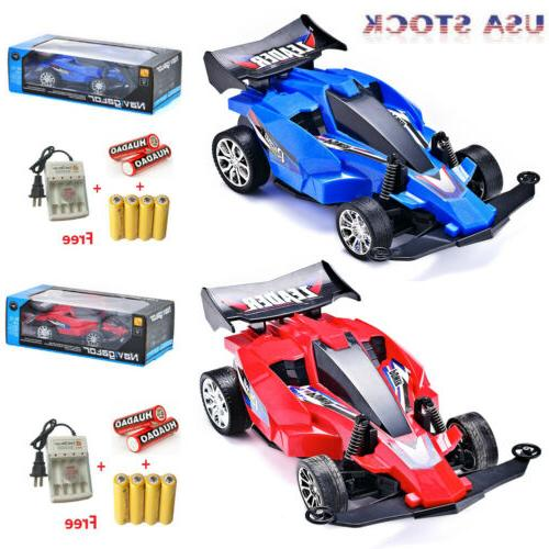 Toys Truck RC Car 2 3 7 9 Years Kids Gifts