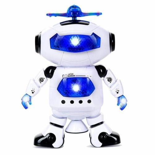 Toys For Kids Robot Dancing Musical Toy Birthday Gift