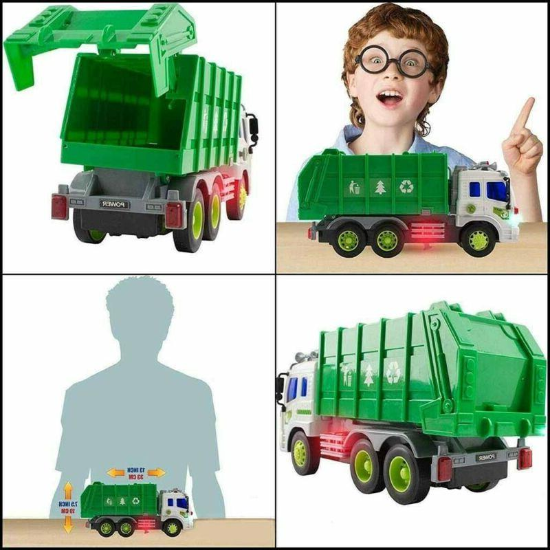 Toys for Rubbish Garbage Car 3 4 5 6 8 Year Kids Birth