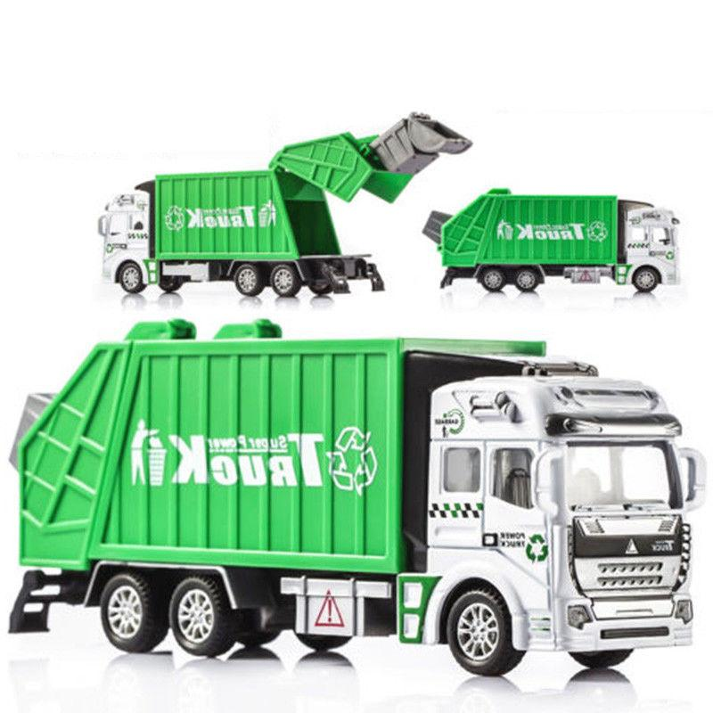 Toys for Truck Rubbish Garbage Car 4 8 9 Year Old Kids Gifts