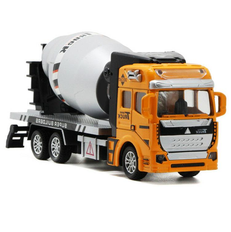 Toys for Excavator Construction Engineering Car Kids Xmas