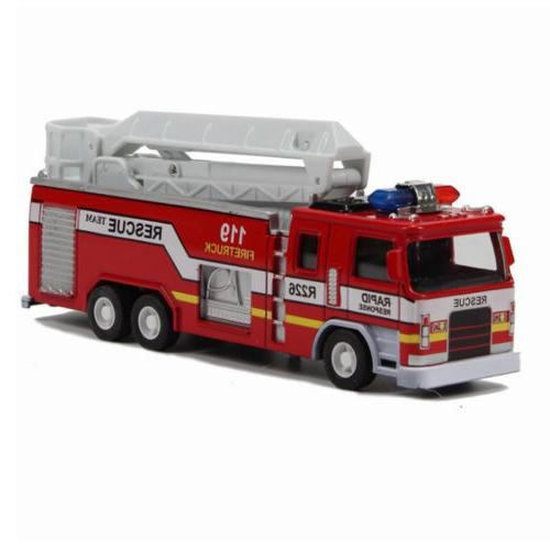 Toys Boys Truck Toy Fire Truck Car 3 Christmas Gift US