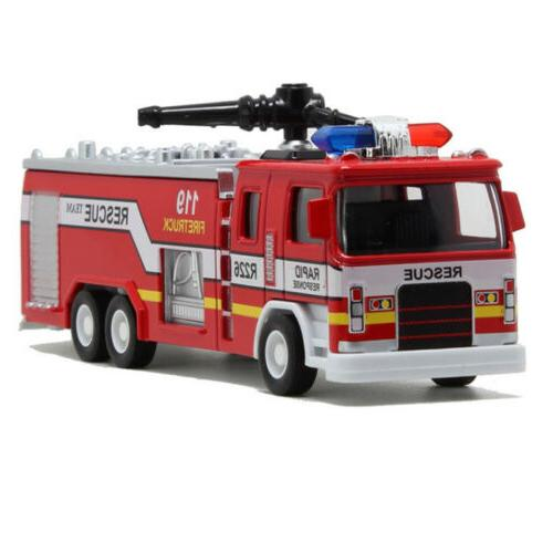 Toys for Toy Fire Car 3 Cool Christmas Gift