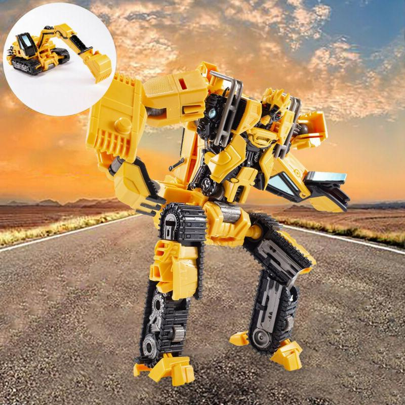 Toys for Kids Transformer Robot Vehicle Cool Toy Gift US
