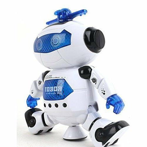 Robot Toys Boys Kids Year Old Age Birthday Cool Gift