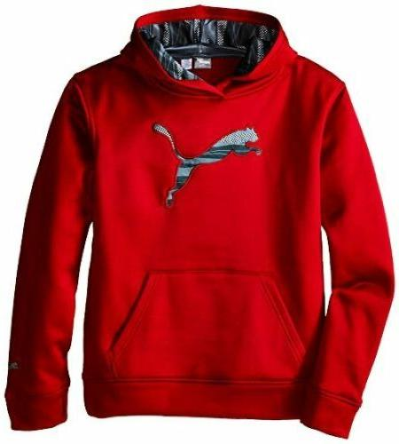 PUMA ULC Boys Big Cat Hoodie  L- Pick SZ/Color.