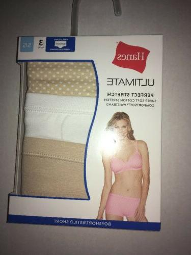 Hanes Perfect Strech Super Soft 49KSQ3 Women