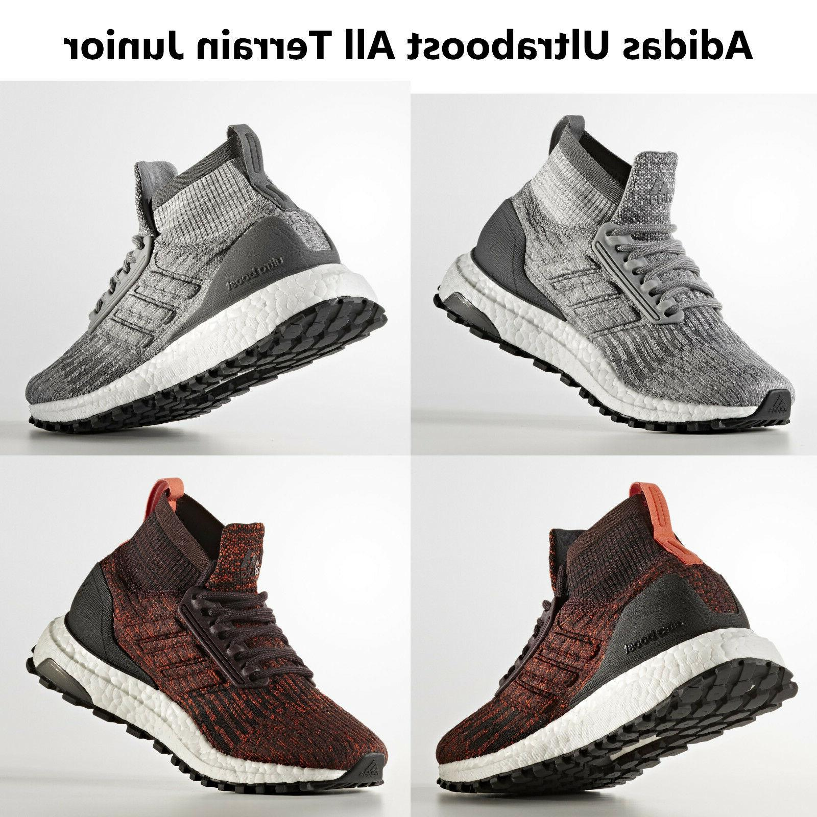 ADIDAS UltraBoost All Terrain J Running Shoes Junior Boys Gi
