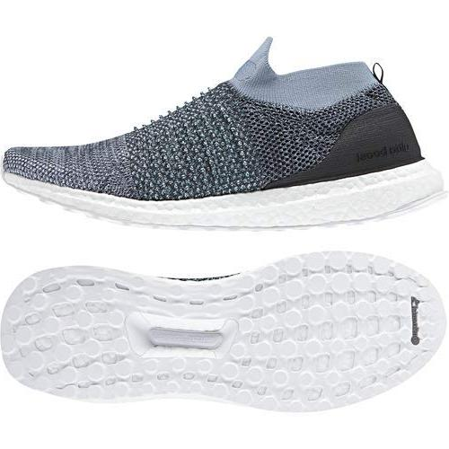 adidas Ultraboost Laceless,raw grey/carbon/blue M